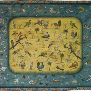 Birds/Animals Pichwai Painting 0026