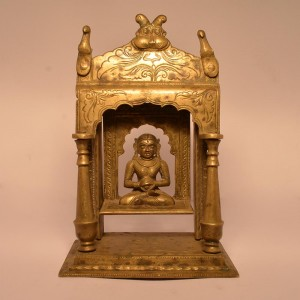 Lord Mahavira | Brass Statue 0341