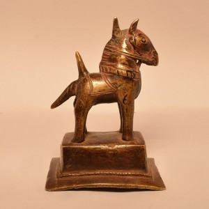 Indian Horse | Brass Statue 0343